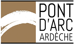 logo office de tourisme du pont d arc